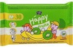Влажные салфетки Bella Baby happy Fruits (с аром. киви и банана)  30 шт
