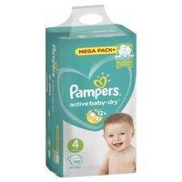 976a900816b1 ... Россия Подгузники Pampers Active Baby 4 Maxi (9-14 кг)132 шт, ...
